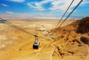Masada National Park and Dead Sea Excursion