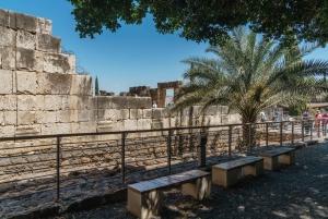 Nazareth, Tiberias & Sea of Galilee Day Trip from Tel Aviv