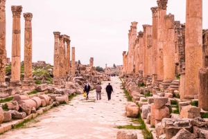 Petra, Jerash and Amman: 2-Day Tour From Tel Aviv