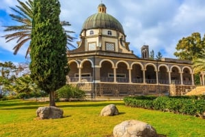 Private Customizable Guided Tour to Nazareth and Galilee