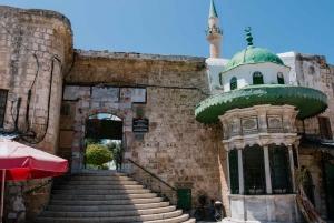 Small-Group Day-Trip Along Israel's Mediterranean Coast