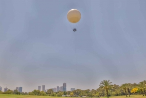 Tel Aviv: 15-Minute Balloon Flight