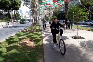 Tel Aviv: 2-Hour City, Park & Beach Easy Bicycle Tour