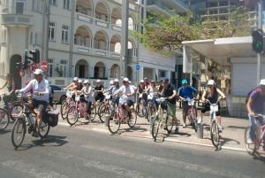 Tel Aviv 3-Hour Easy Bike Tour
