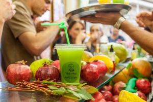 Tel Aviv: Carmel Market Tasting Card