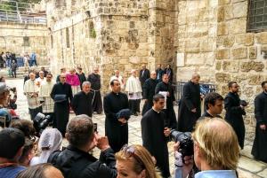 Tel Aviv: Historic Jerusalem with a Dutch Speaking Guide