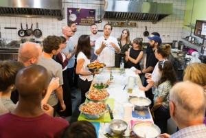 Tel Aviv: Israeli Cooking Workshop