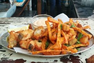 Tel Aviv: Levinsky Market Tasting Card