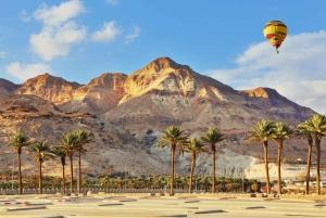 Tel Aviv: Masada National Park and Dead Sea Excursion