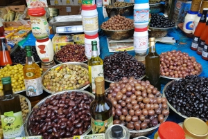 Tel Aviv: Old Jaffa City and Flea Market Tour