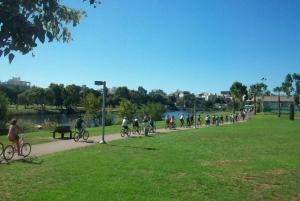 Tel Aviv: Yarkon Park and Port Bike Tour
