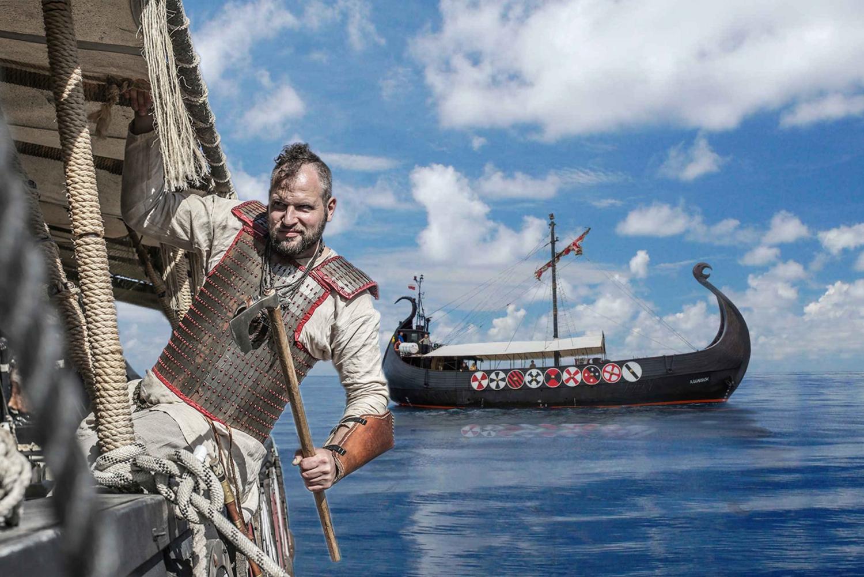 2-Hour Viking Ship Cruise