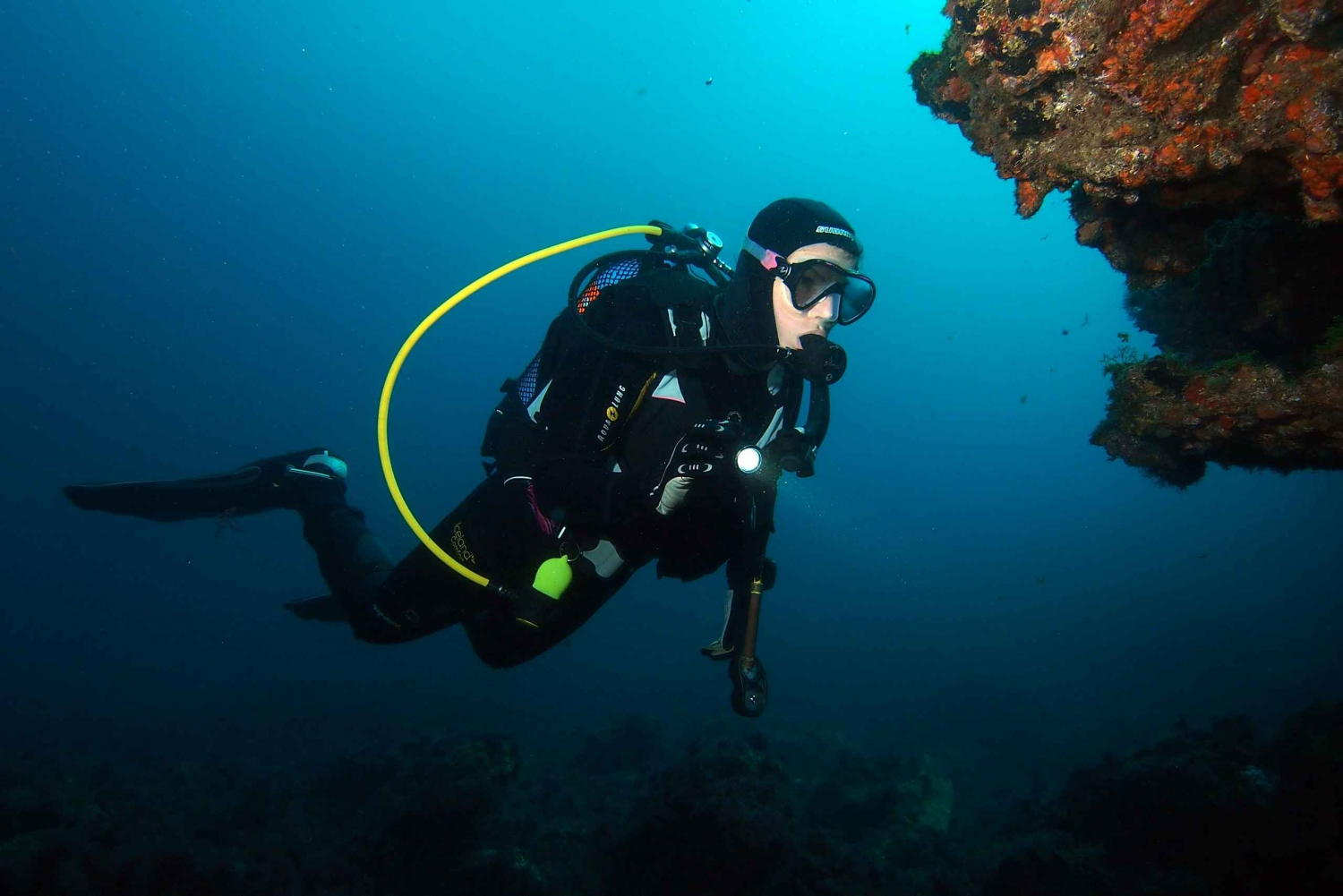 3-Day Open Water Scuba Diver Course