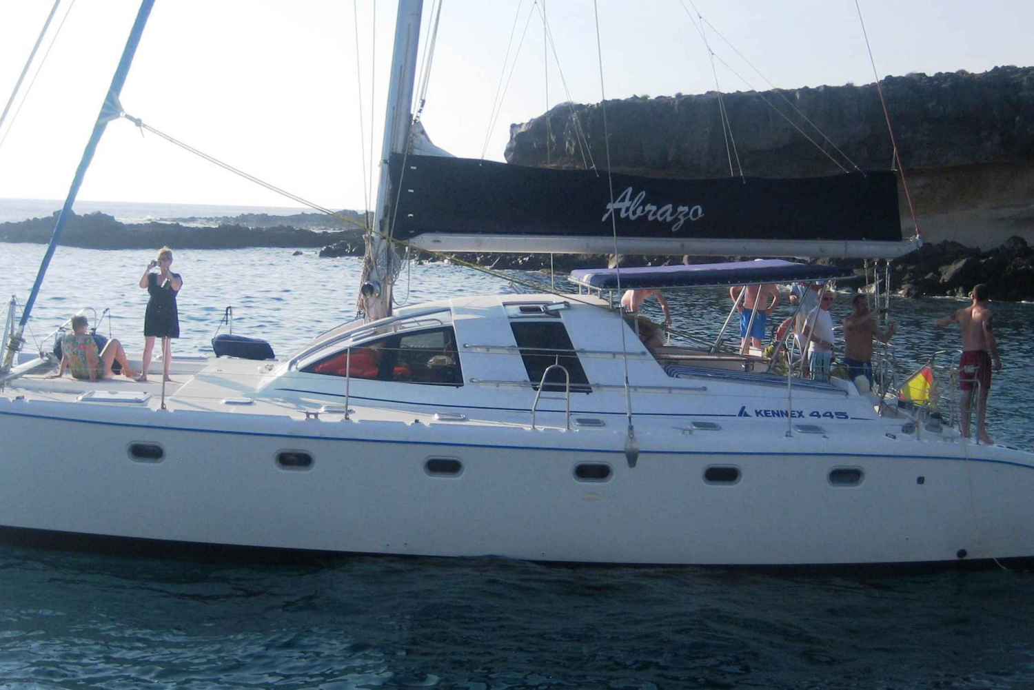 Abrazo Catamaran Sailing and Whale Watching Excursion