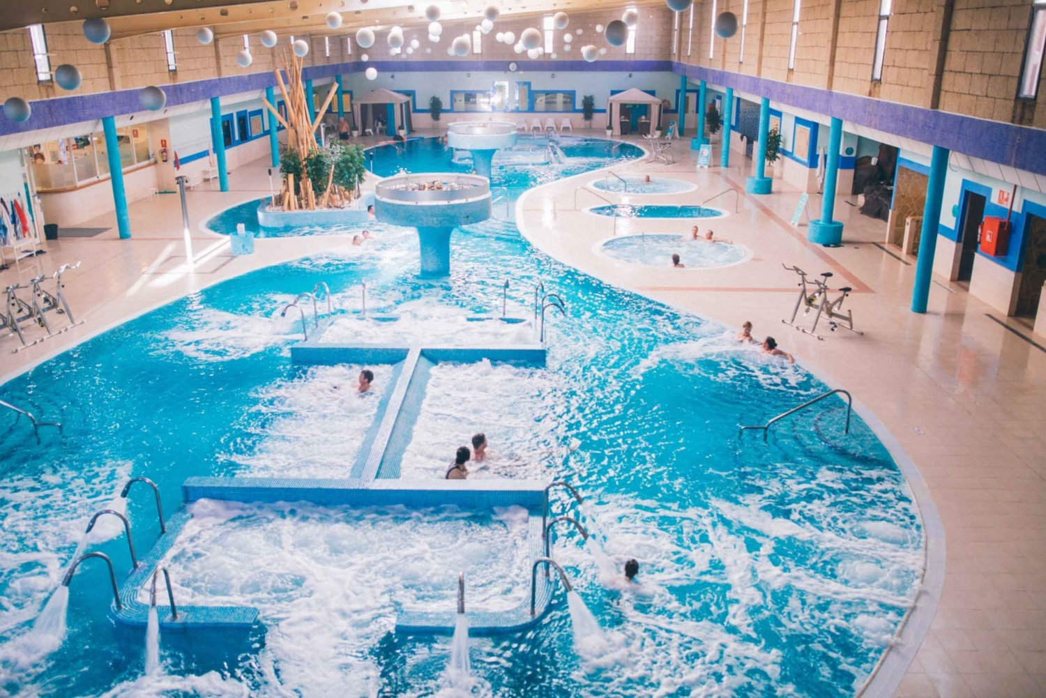 Adeje: Aqua Club Thermal Spa Full-Day Entrance Ticket