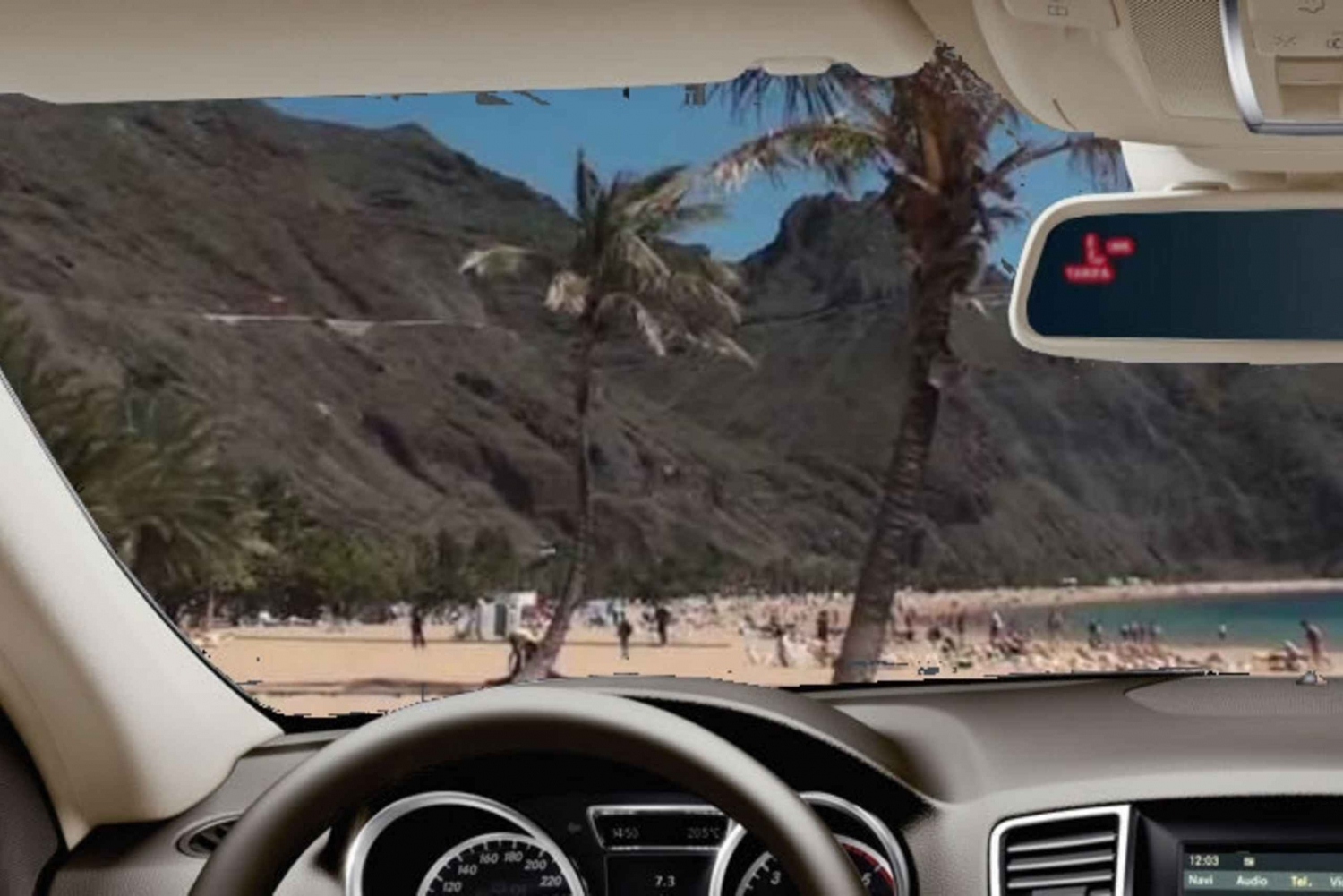 Adeje: South Island Hotel to Tenerife South Transfer