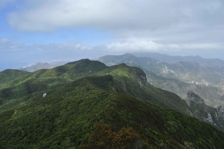 Anaga UNESCO Biosphere Reserve Tour