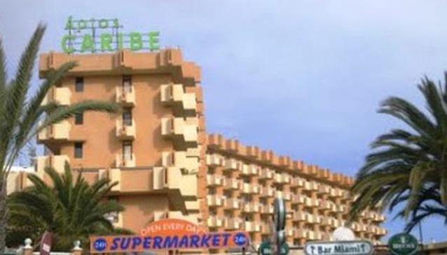 Apartamentos Caribe Tenerife