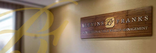 Blevins Franks Financial Management