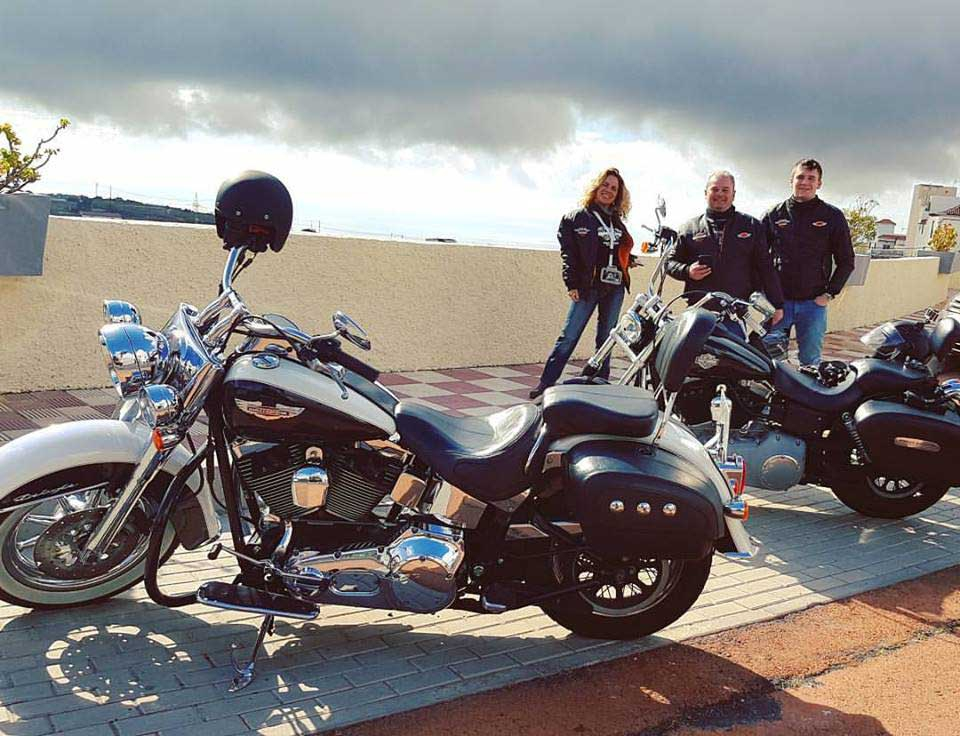 Canary Islands Motorcycle Rental