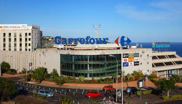 Centro Comercial Santa Cruz - Santa Maria del Mar