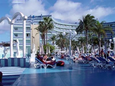Package Holidays To Cleopatra Hotel Tenerife