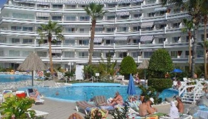 Club Atlantis Apartments Tenerife
