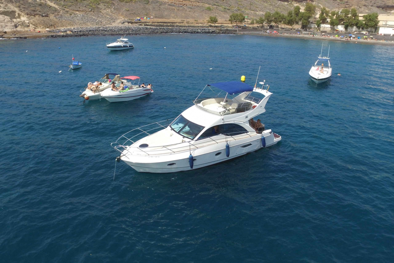 El Puertito Private Yacht Tour