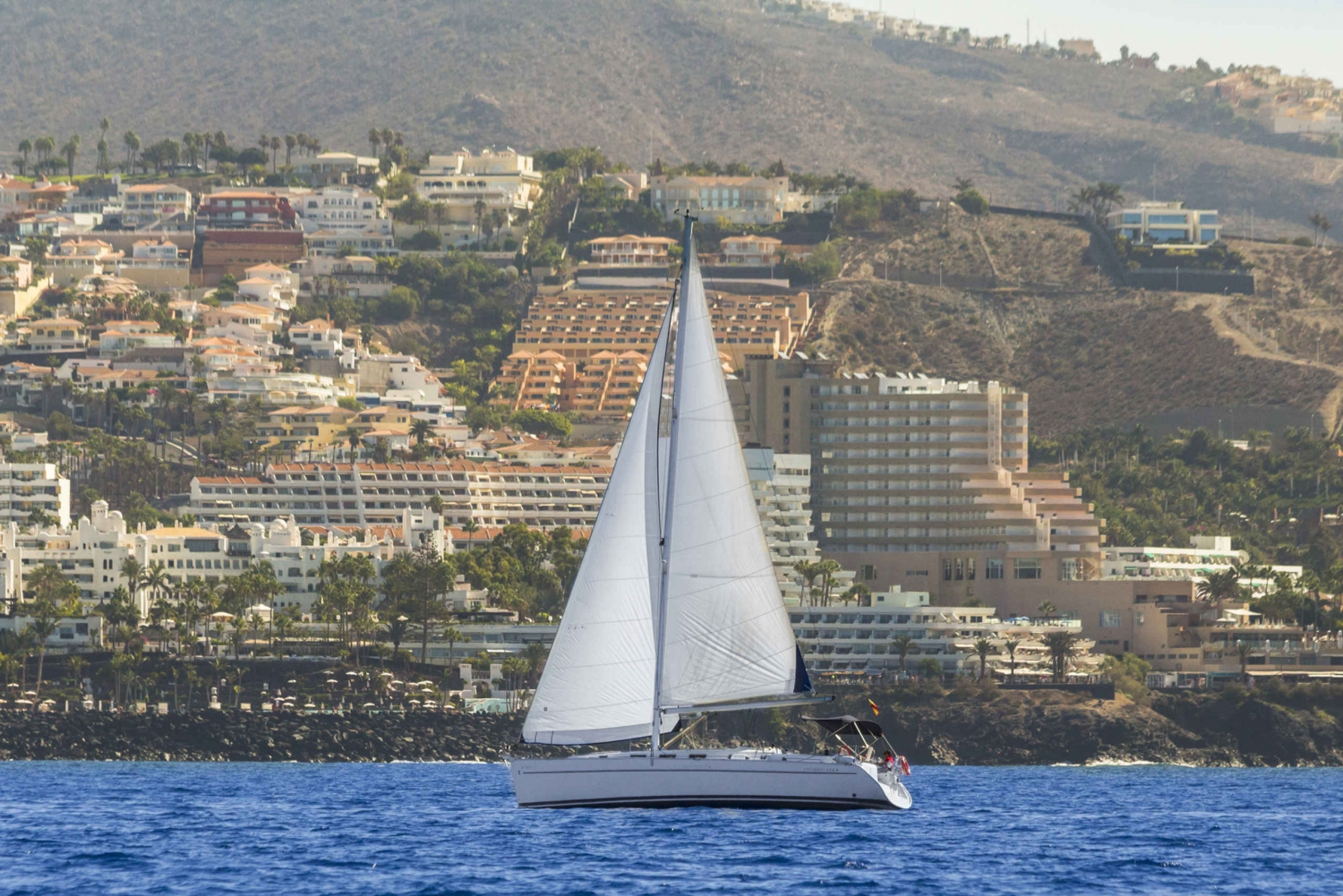 Exclusive 6-Hour Luxury Sailboat Charter in Tenerife