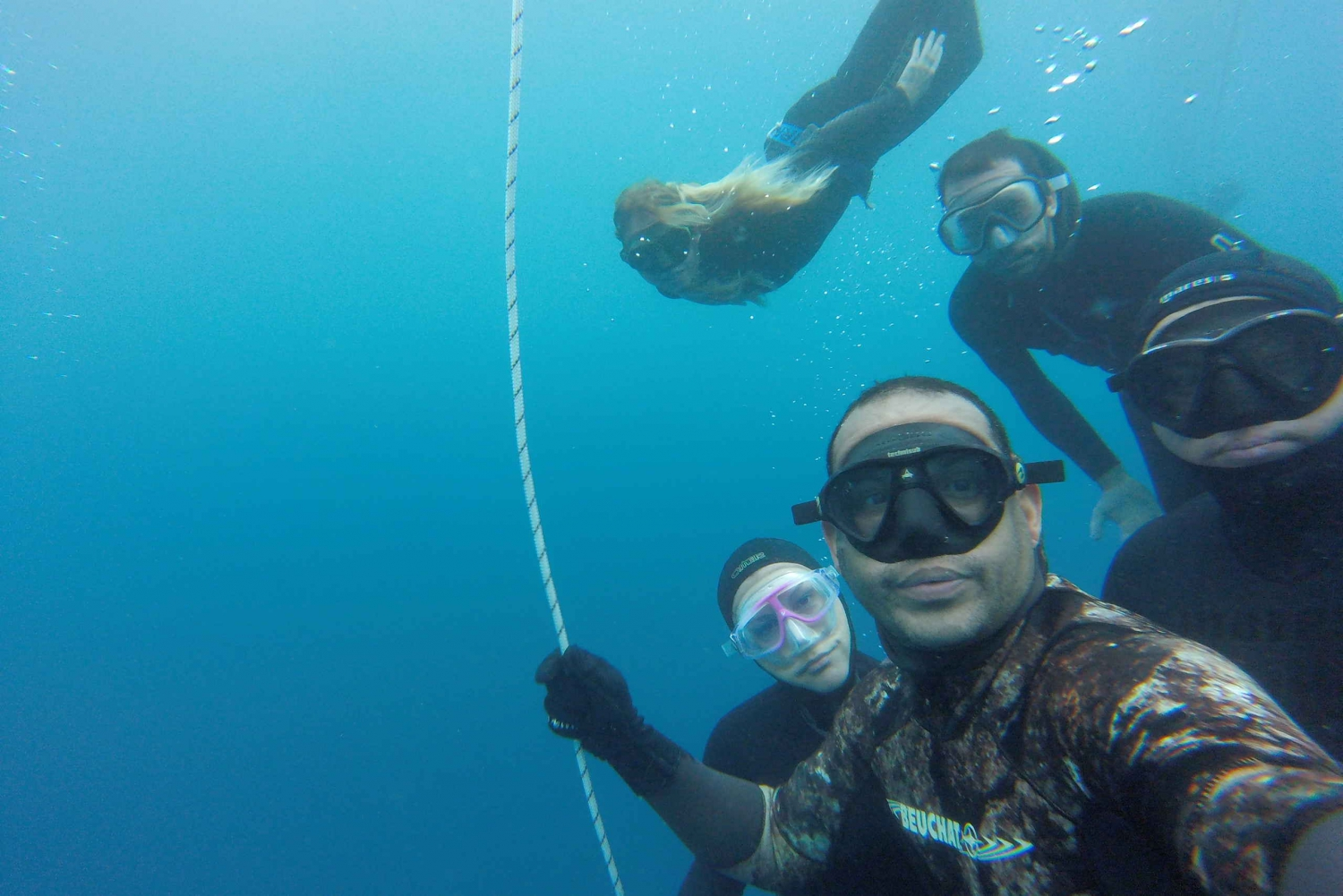 Full-Day of Discovering Freediving