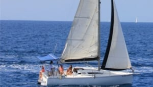 Galatea Sailing