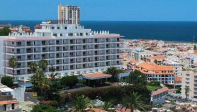 Gran hotel el tope in tenerife my guide tenerife - Hotel el tope puerto de la cruz ...