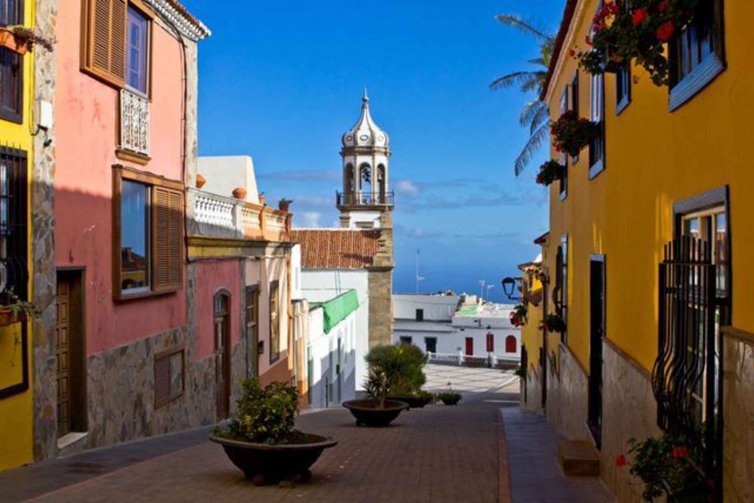 Granadilla de Abona and El Médano Full-Day Small Group Tour