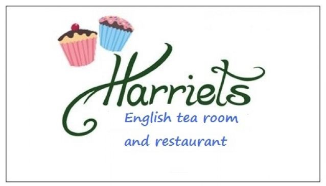 Harriet's Tea room and restaurant