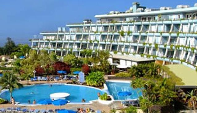 Hotel La Quinta Park Suites Tenerife