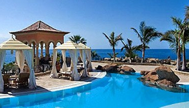 Best Seafront Hotels in Tenerife
