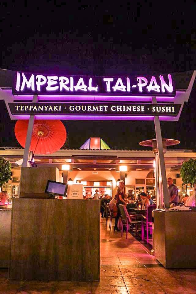 Imperial Tai Pan Restaurant In Tenerife My Guide Tenerife