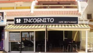 Incognito Restaurant and Bar