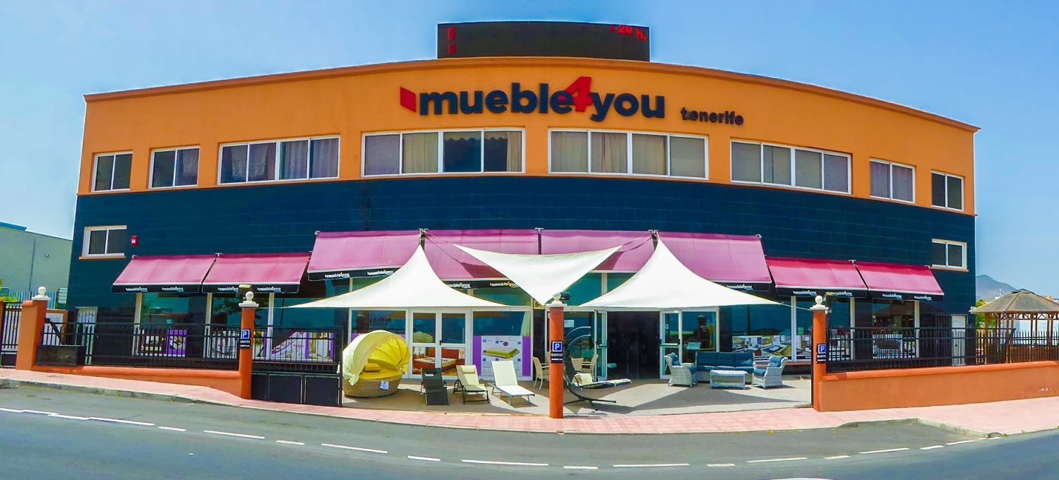 Mueble4you in tenerife my guide tenerife - Sofas tenerife ...