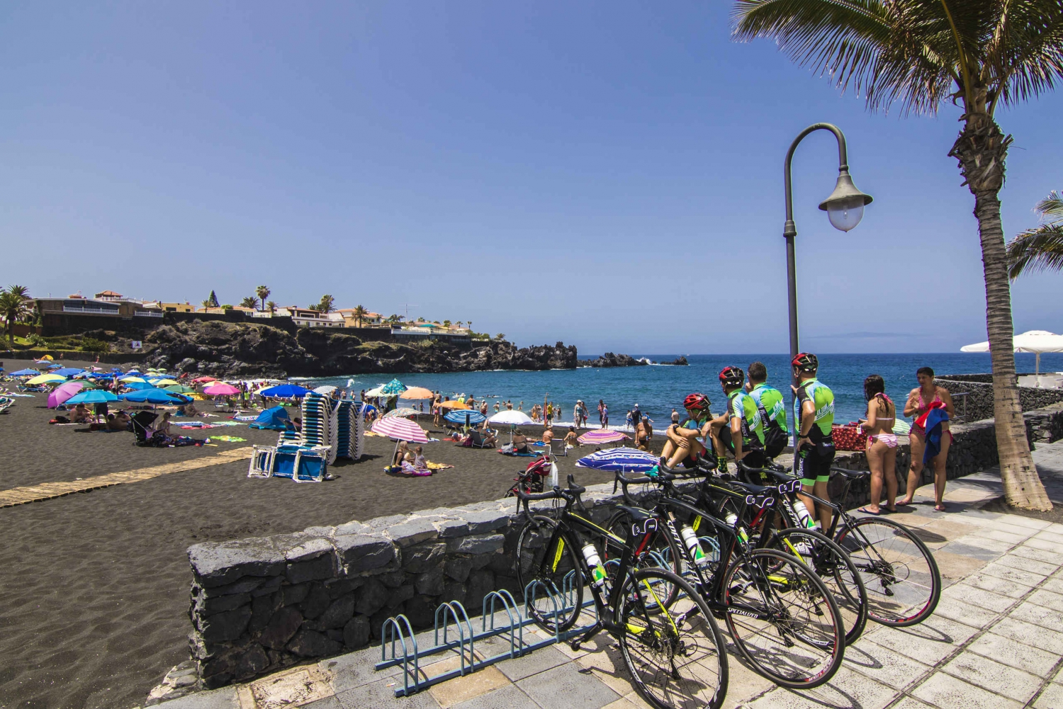 Los Gigantes: Full-Day Road Cycling Route on Saturdays