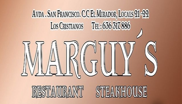 Marguy's Steak House