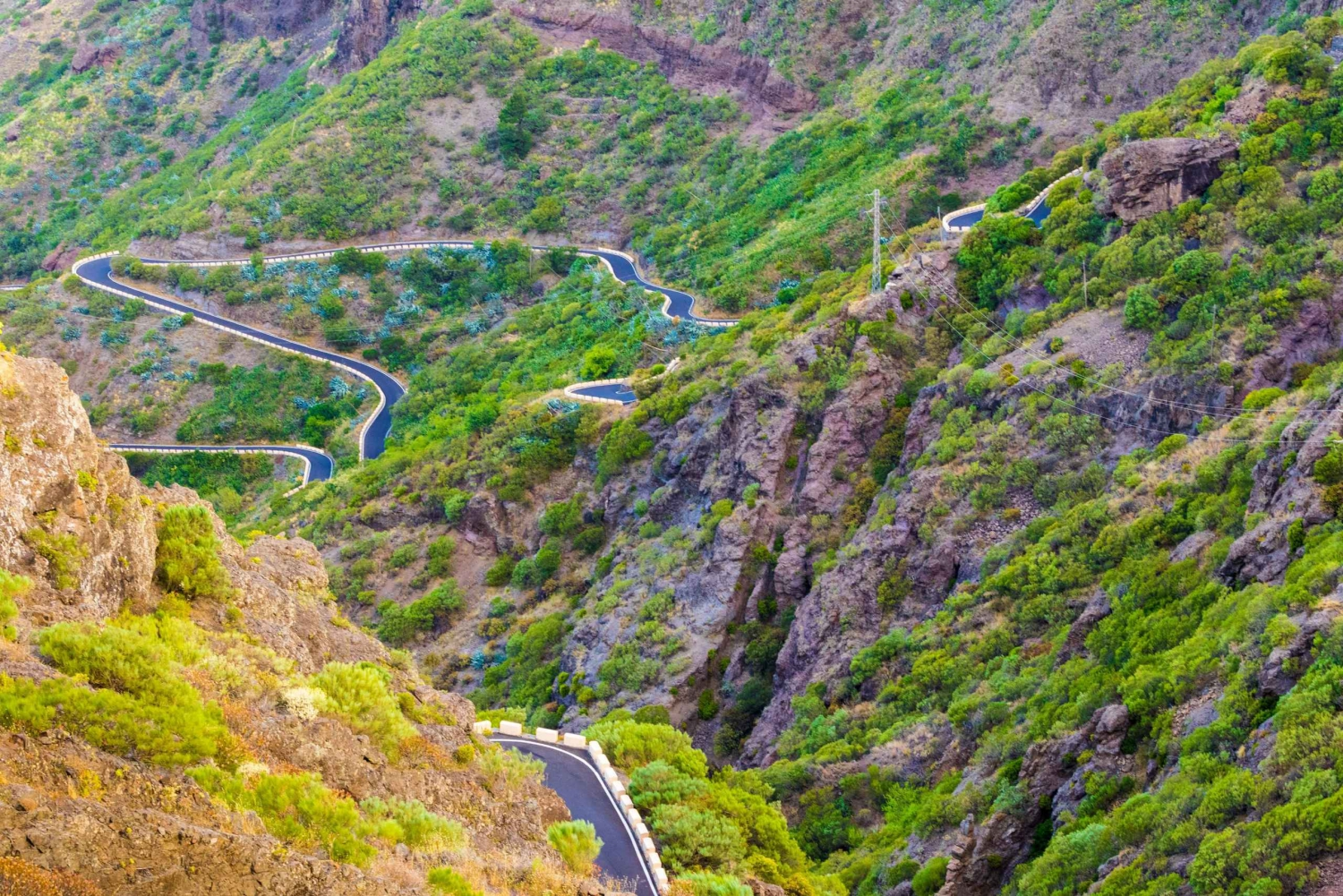 Masca: Full-Day Road Cycling Route on Wednesdays