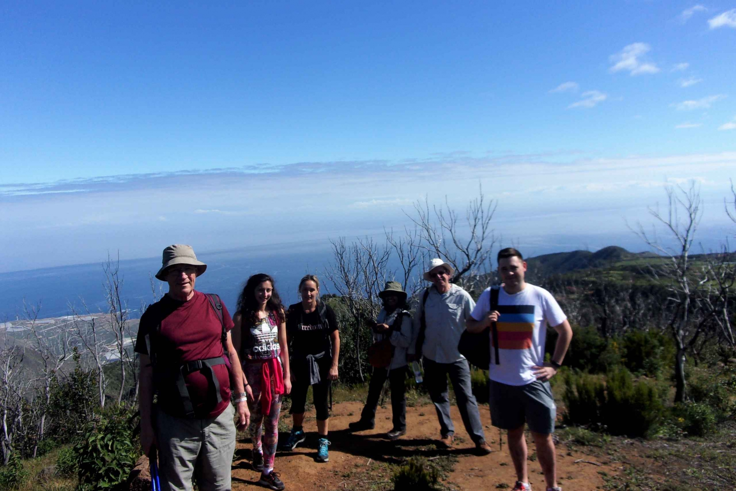 Masca Gorge: Full-Day Hiking Trip From Above