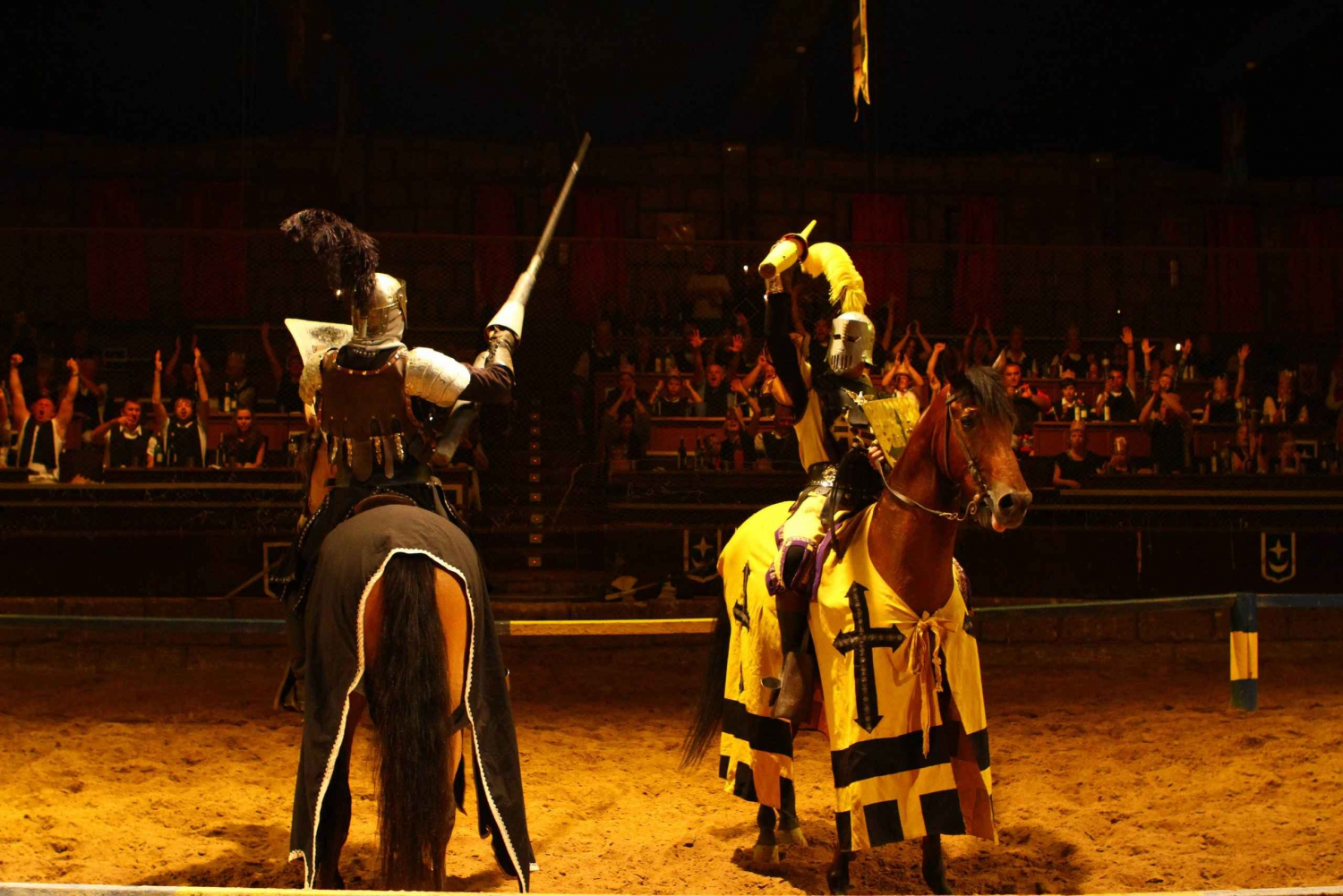 Medieval Night: Dinner and Show
