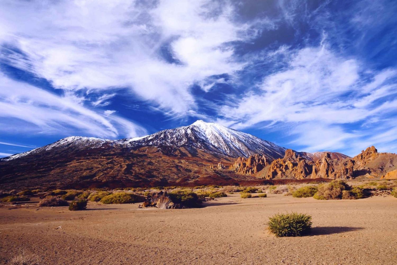 Mount Teide: Hike the Famous Roques de Garcia's Trail