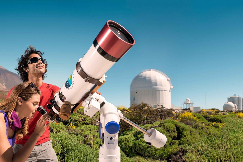 Mount Teide Observatory Astronomical Tour