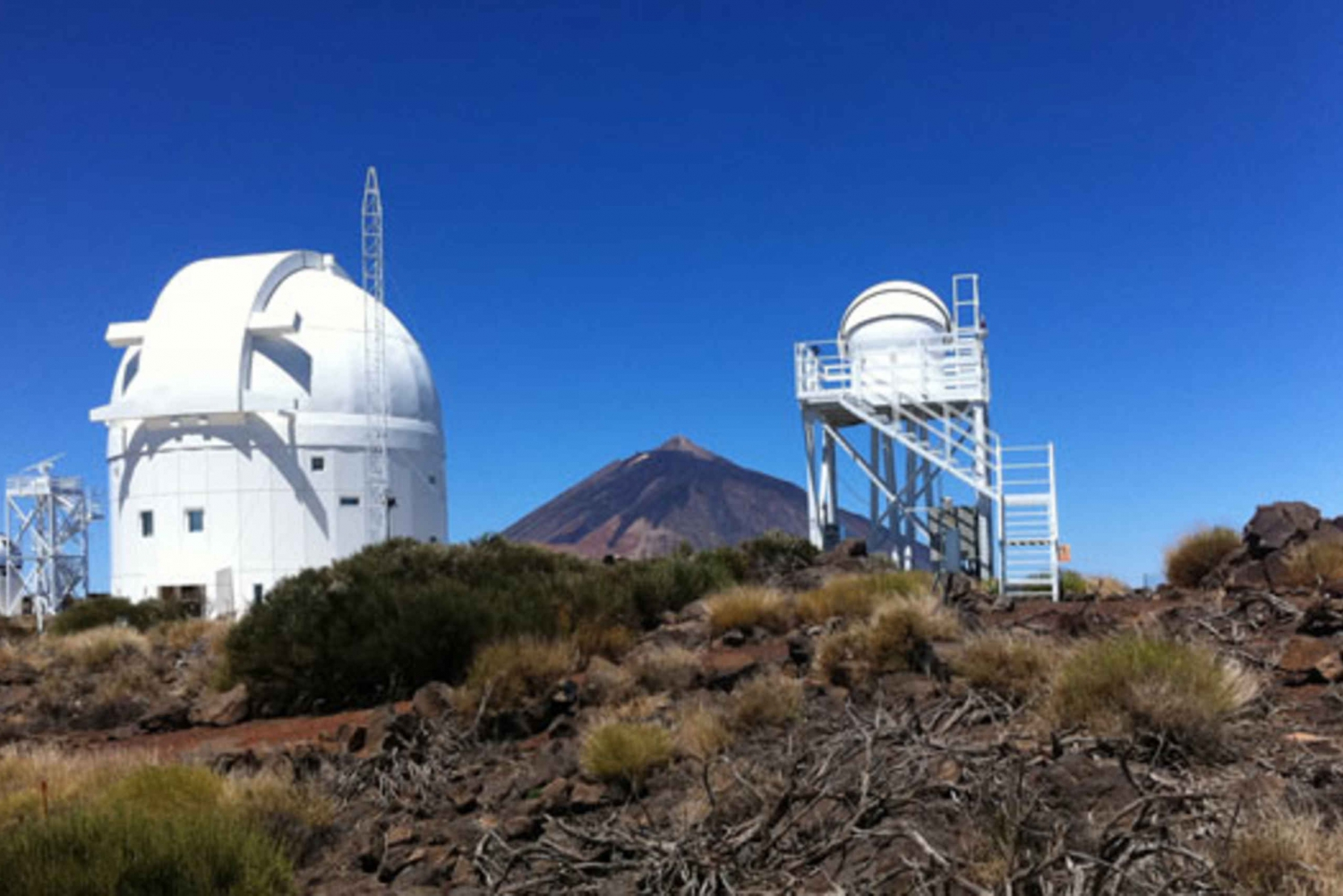 Mount Teide Observatory Guided Tour