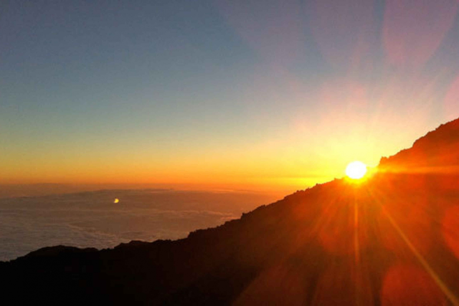 Mount Teide Sunset Cable Car Ride