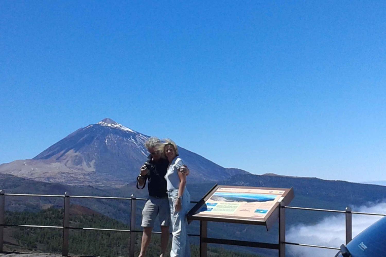 Mount Teide Trek, Winery Tour and Tapas