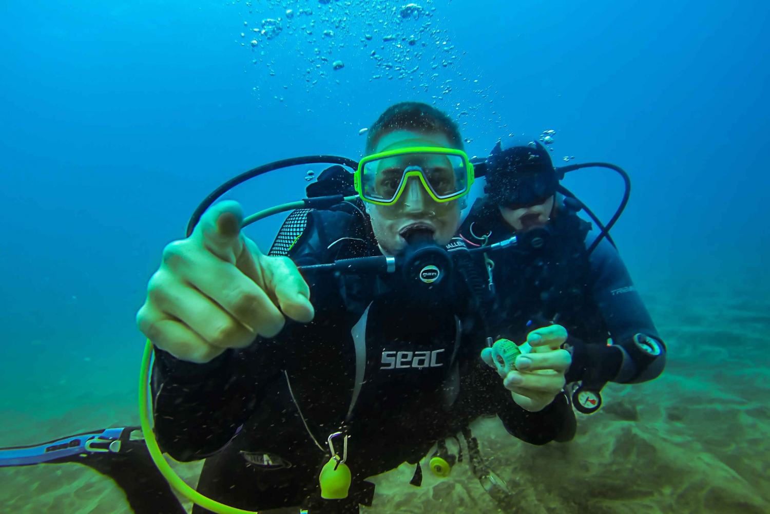 PADI Open Water Course in 3 Days